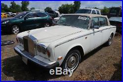 Set 5 Front Rear Seat Belt Buckle Rolls Royce Corniche Silver Shadow Wraith II