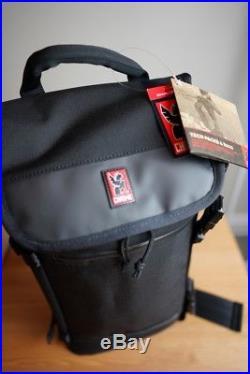 Street Photographer Chrome NIKO Seat-belt Buckle Camera Messenger Shoulder Bag