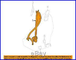 TOYOTA OEM 11-12 RAV4 Front Seat-Belt & Buckle Retractor Left 7322042301B2