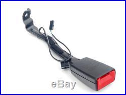 VOLKSWAGEN GOLF MK5 Front Right Seat Belt Buckle 1K4857756LQVZ NEW GENUINE