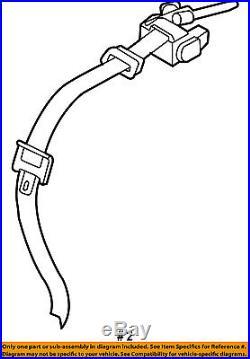 VOLVO OEM 07-14 XC90 Rear Seat Belt-Belt & Buckle Retractor 30761009
