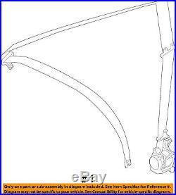 VOLVO OEM 12-16 S60 Front Seat-Belt & Buckle Retractor Left 39818842