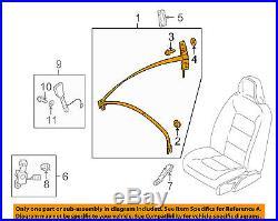 VOLVO OEM 13-16 XC70 Front Seat-Belt & Buckle Retractor Right 39817387