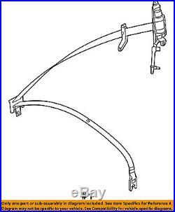 VOLVO OEM 2012 C70 Front Seat-Belt & Buckle Retractor Left 31320416
