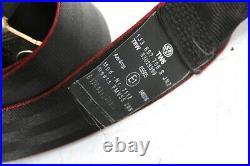 VW Golf 4 IV Jubi 1J Sicherheitsgurt SET rote Naht komplett Gurte 1J3857706S