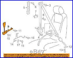 VW VOLKSWAGEN OEM 15-16 Golf Front Seat Belt-Buckle Tensioner Left 5G4857619