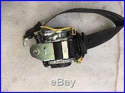 VW VOLKSWAGEN OEM Golf Front Seat Belt Buckle-Retractor Assy Left 5K4857705RAA
