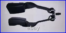 Vauxhall Combo C 01-11 Crew Cab Rear Seat Belt Buckle Lock 24462956 New Oe Part