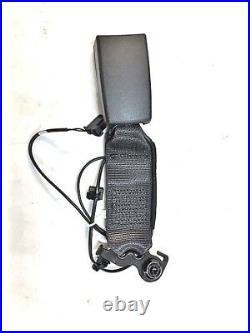 Vauxhall Zafira C Tourer 2nd Row Left Centre Lh Rear Seat Belt Buckle 13332237