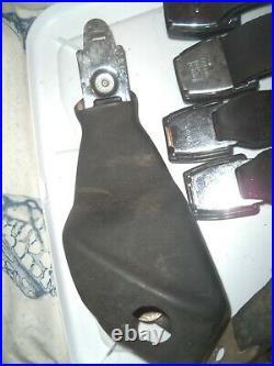 Vintage'71-'74 Cuda/Challenger Various Original Seat Belt & Buckle Parts